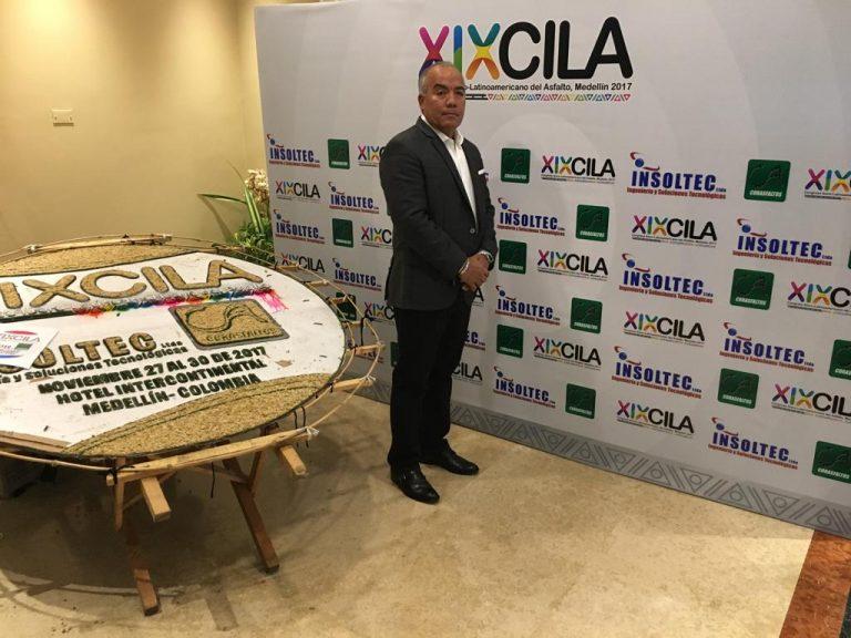 XIX Congreso Ibero-Latinoamericano Del Asfalto – CILA