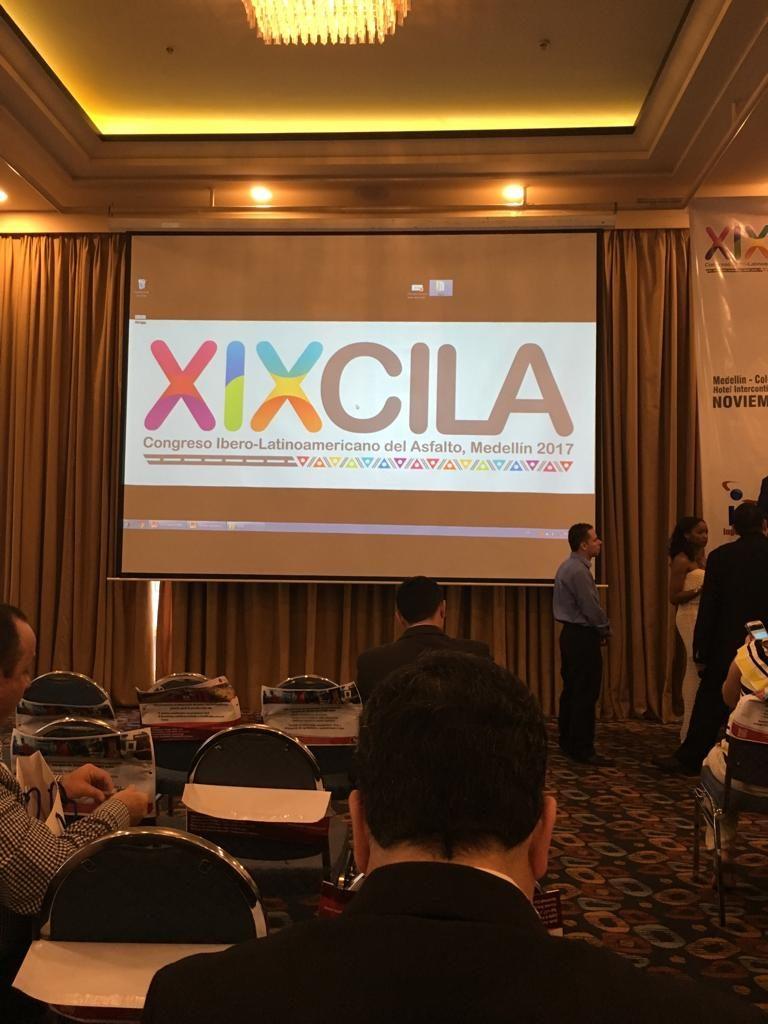Presentación XIX Congreso Ibero-Latinoamericano Del Asfalto - CILA